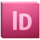 El icono de Adobe InDesign CS5.